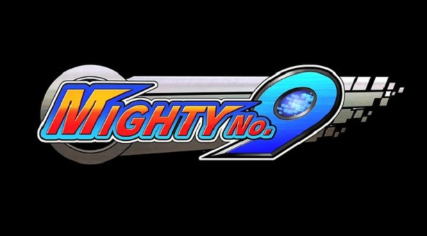 mighty nº 9 logo
