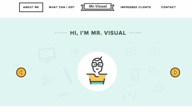 Site Mr. Visual
