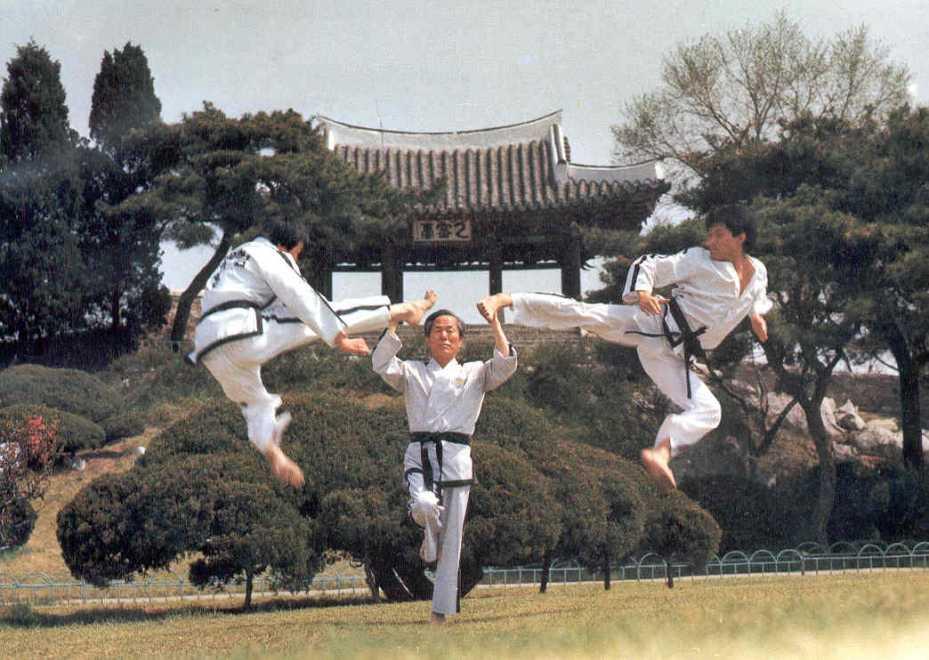 arte marcial no oriente