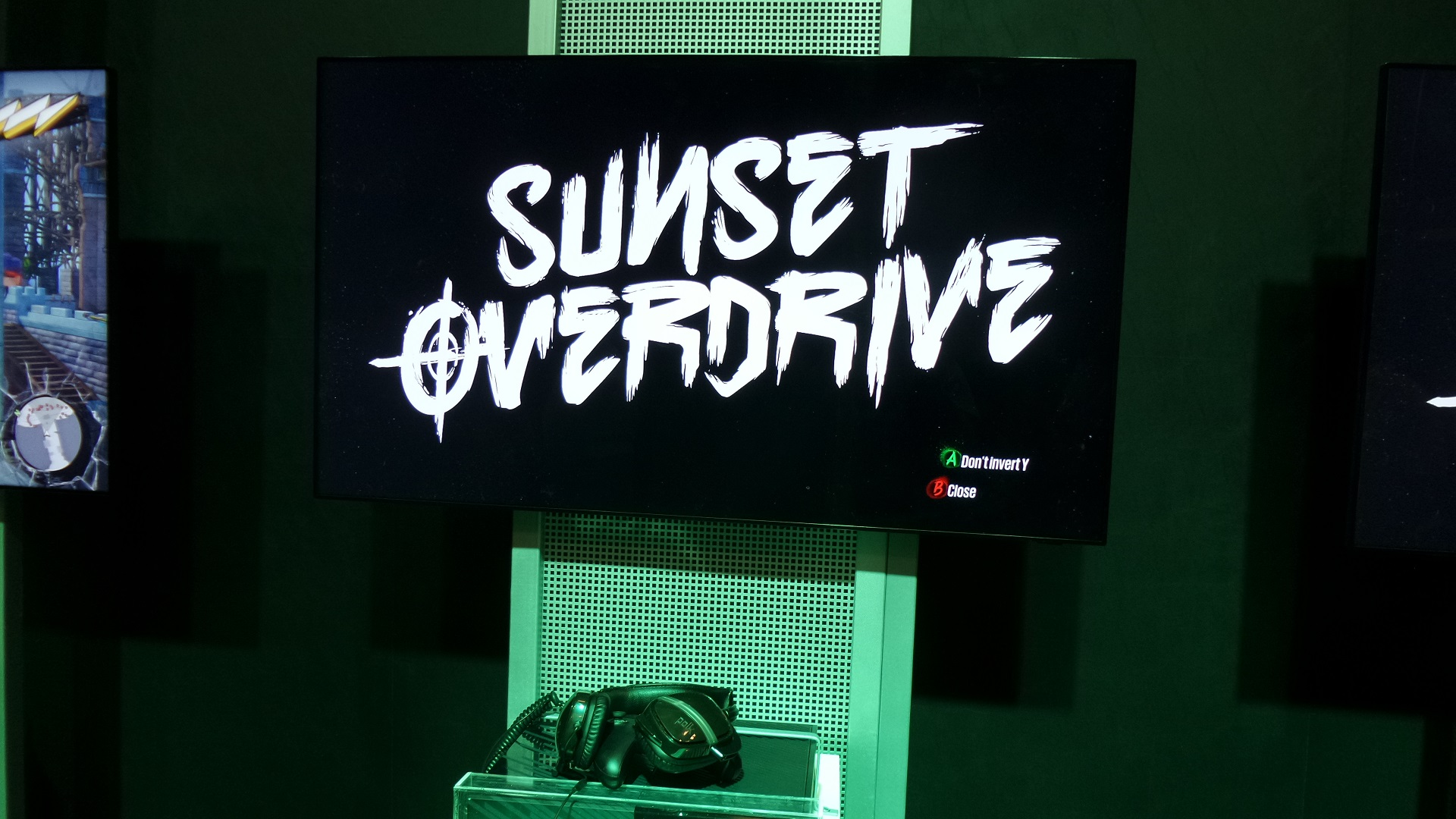 X-Box One Sunset Overdrive