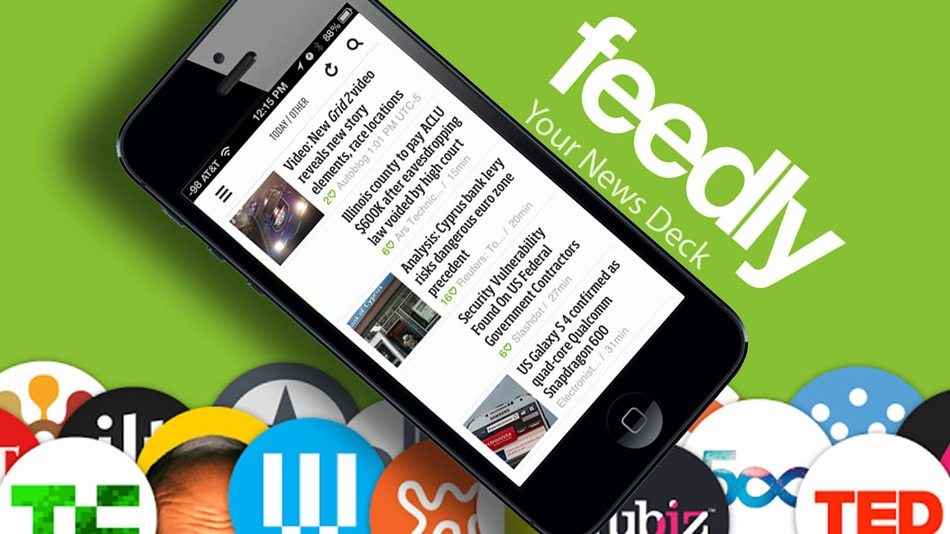 feedly-rss-reader