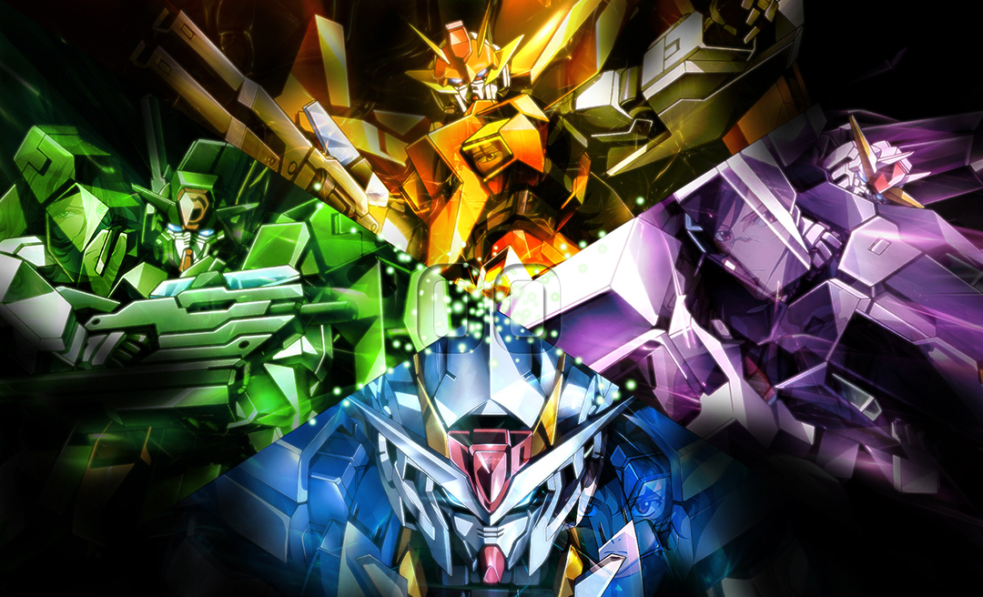 gundam-00-gundams