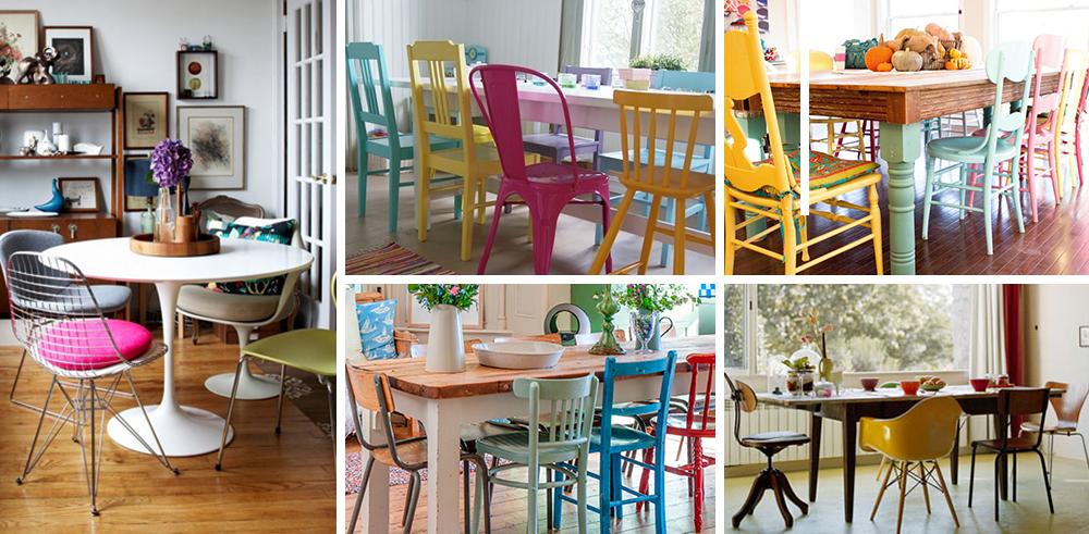 Cadeiras e cores diferentes_ModoMeu
