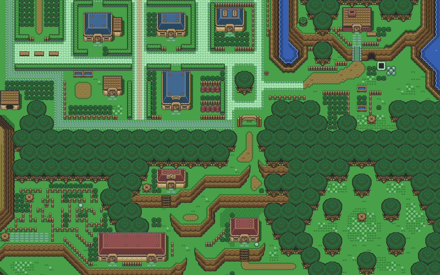 Zelda-a-link-to-the-past-mapa