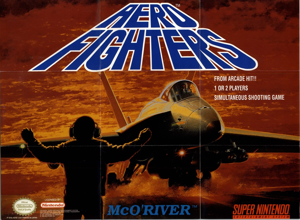 aero-fighters