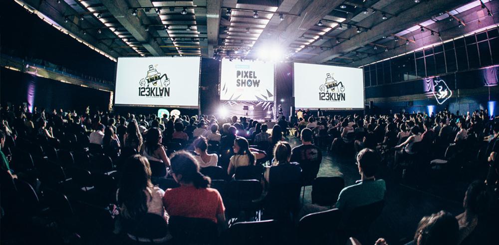 Pixel show_Capa