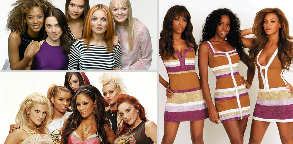 Girl band_Modo Meu