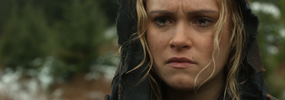 Clarke Griffin-The-100-season-2