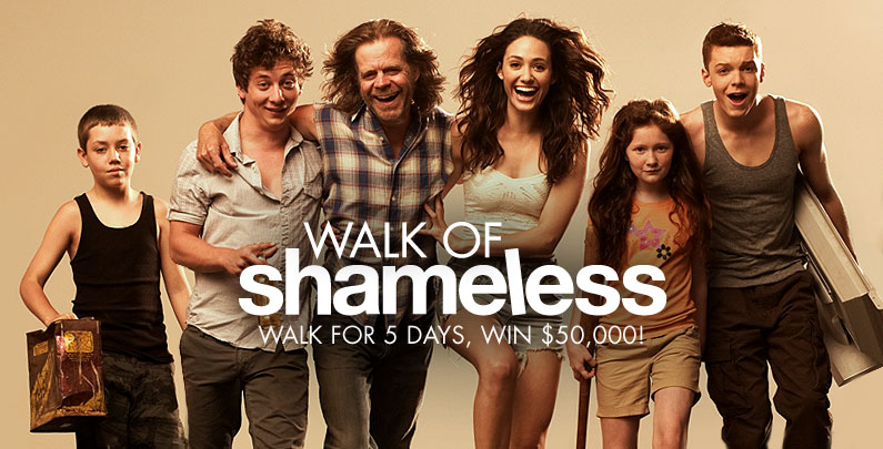 shameless (us) - capa
