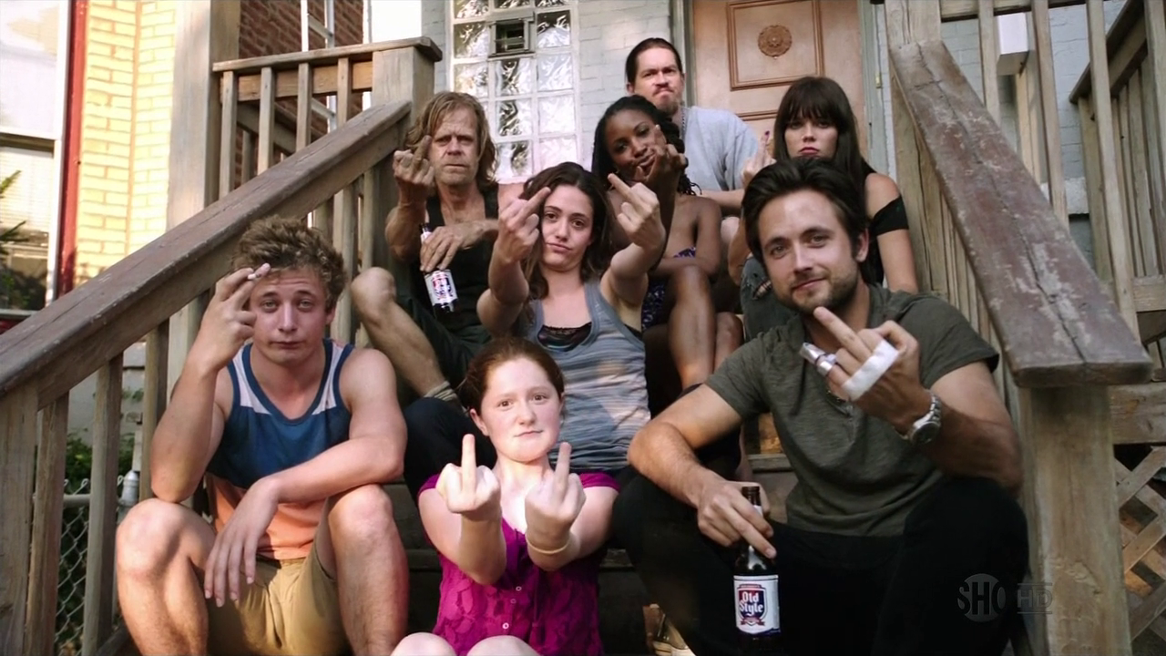 shameless (us) - family