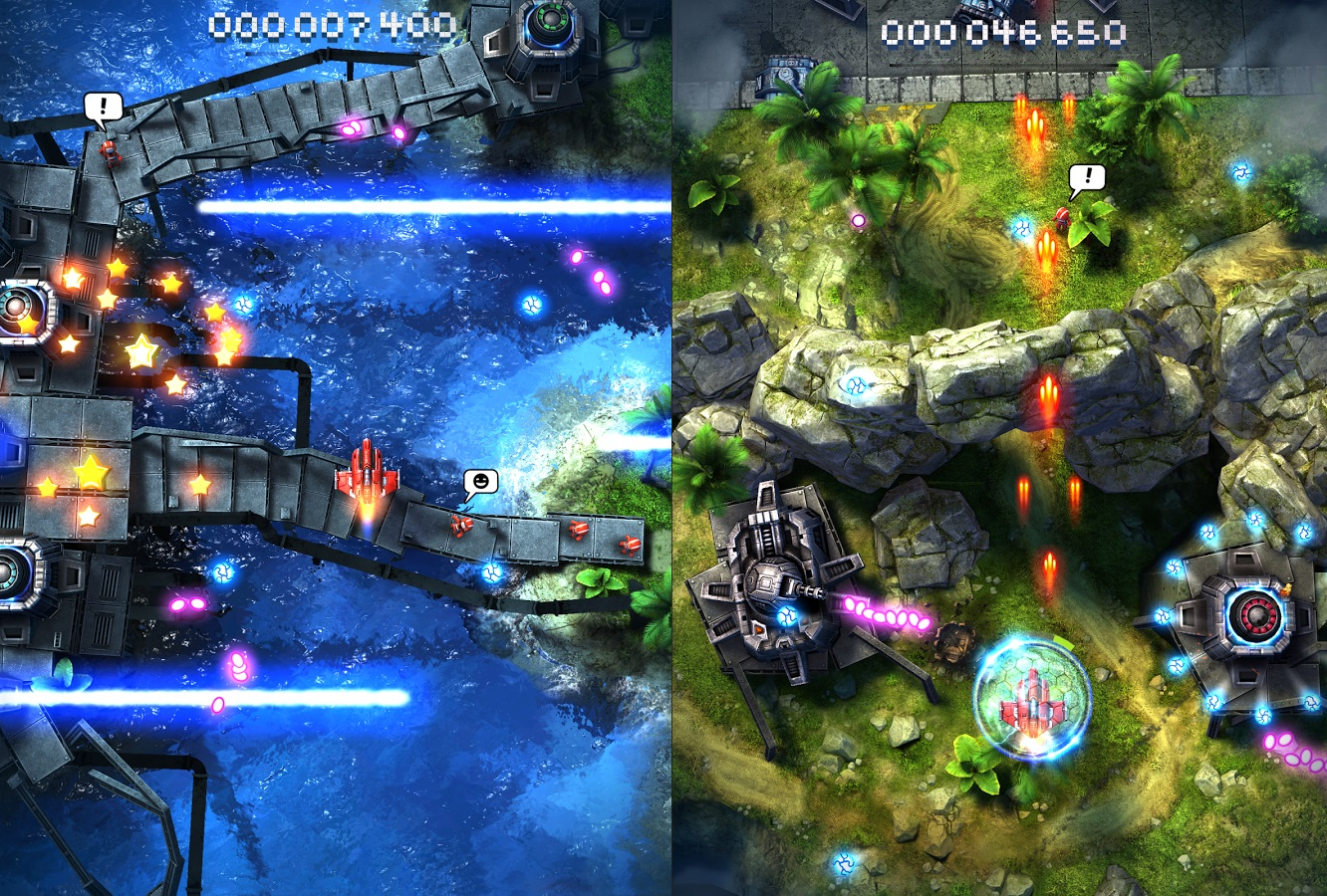 Sky Force 2014 - android - ios - 01