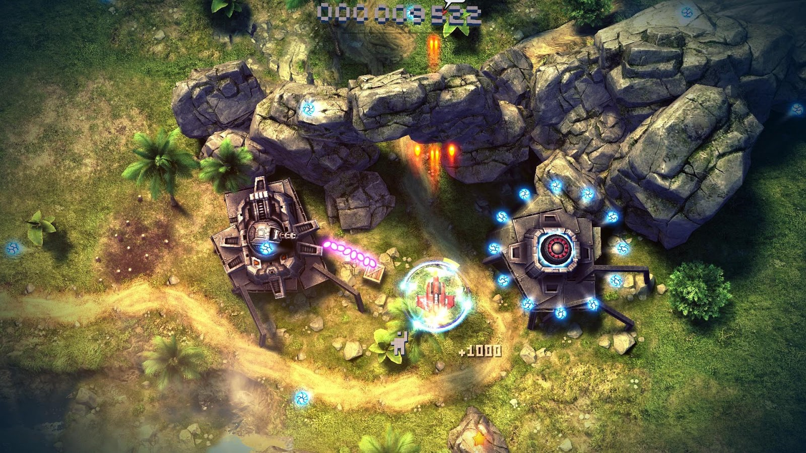 Sky Force 2014 - android - ios - 03