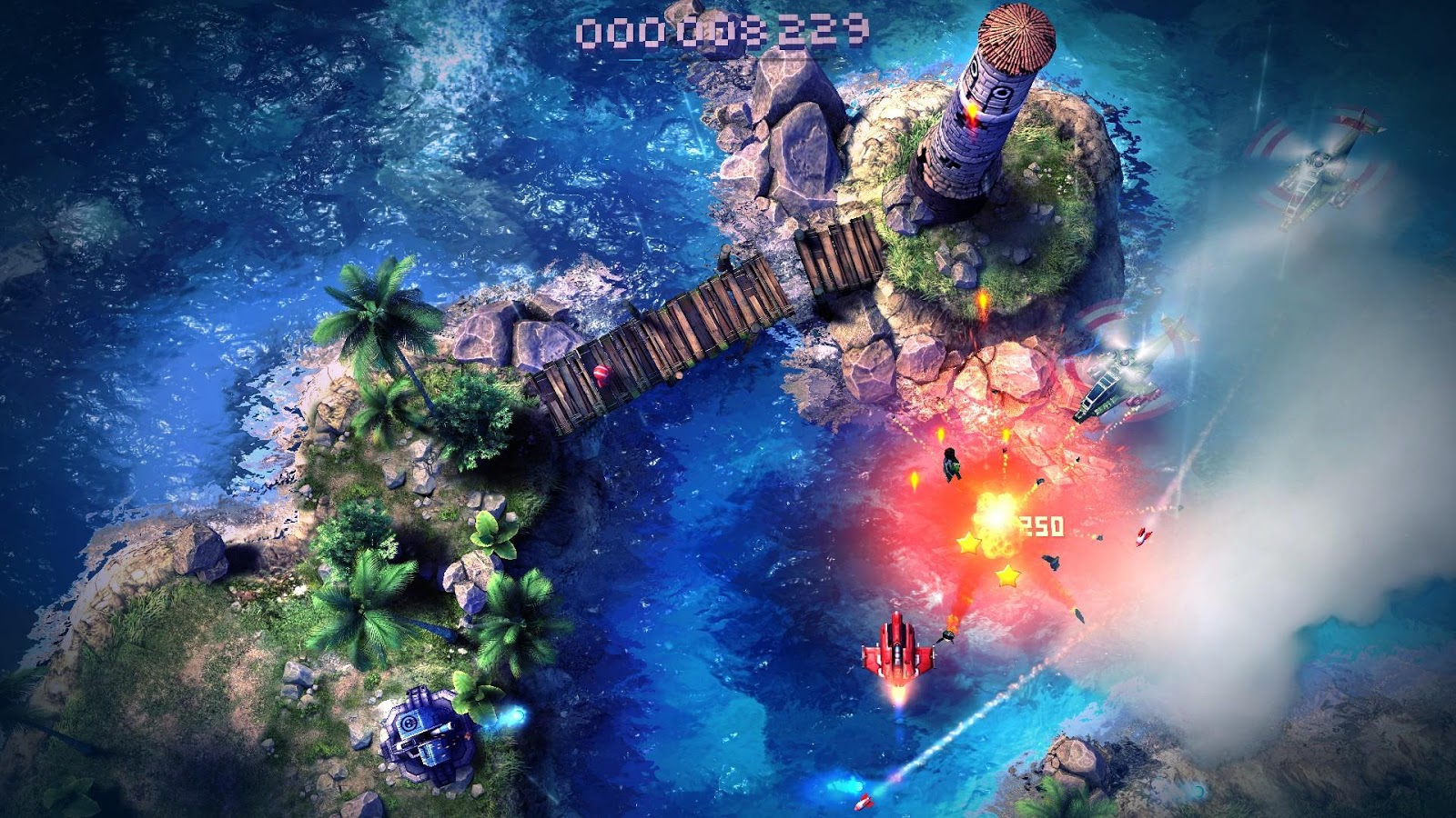 Sky Force 2014 - android - ios - 04