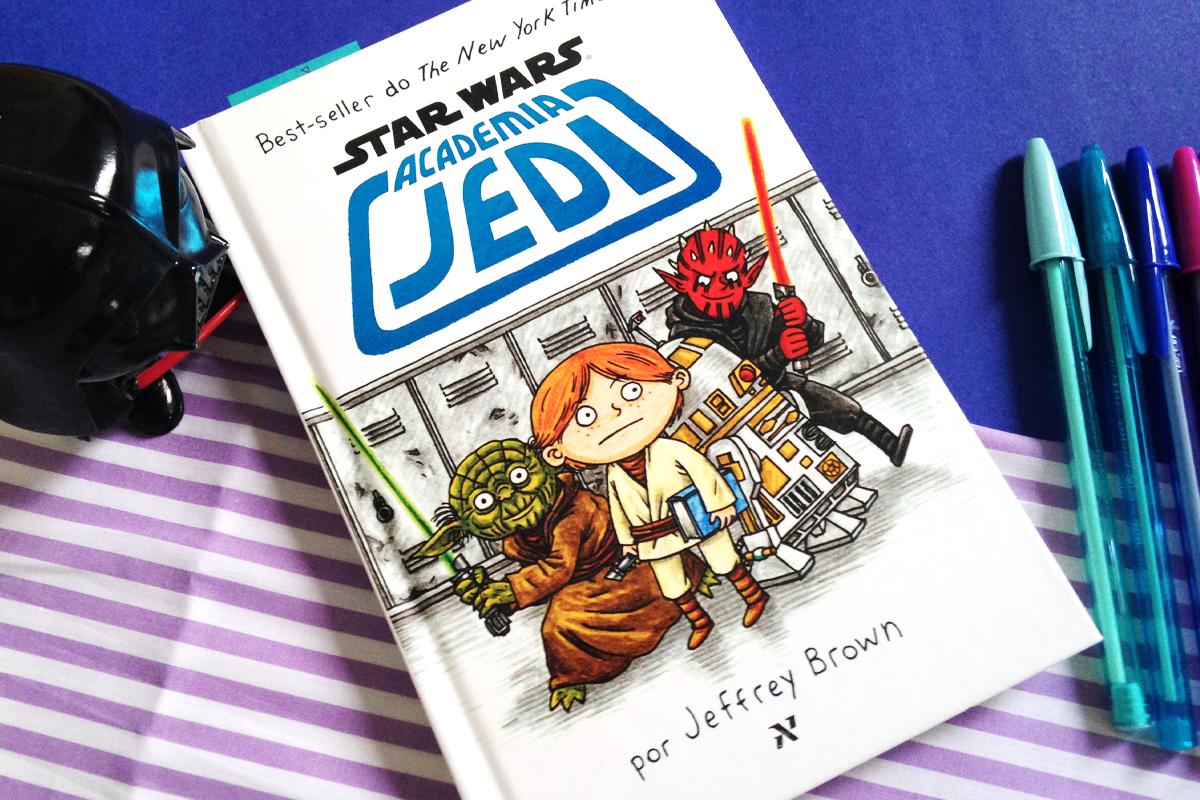 Academia Jedi_Modo Meu_Capa
