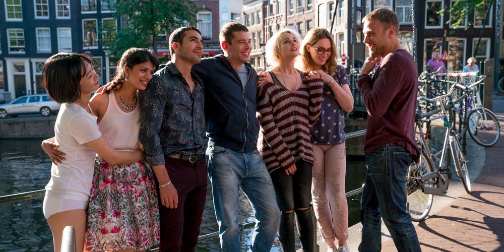 Sense8 Segunda Temporada - Sun, Kala, Lito, Will, Riley, Nomi e Wolfgang