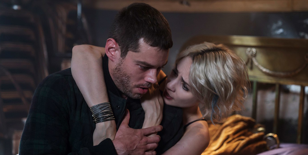 Sense8 Segunda temporada - Will e Riley