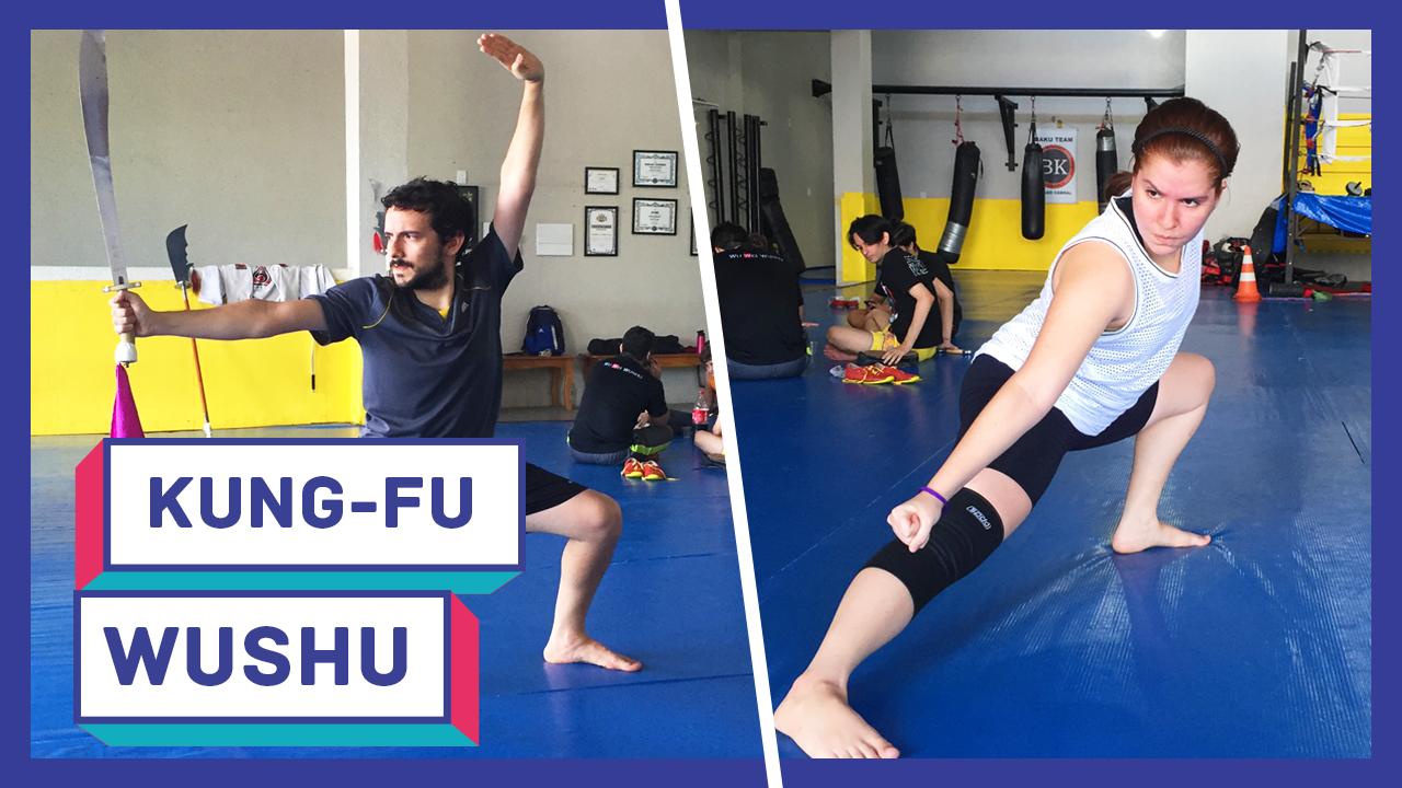 Curiosidades sobre o Kung-fu Wushu | 513 Live Modo Meu