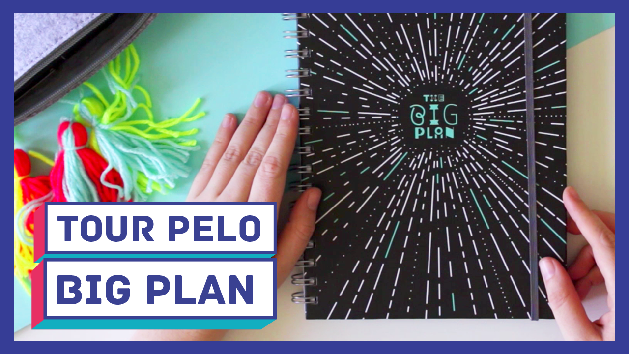 The Big Plan - Um planner Nerd